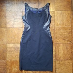 Elie Tahari | Navy dress - size 6